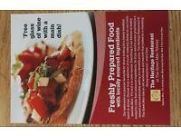 Part time chef/cook Bishops Stortford area