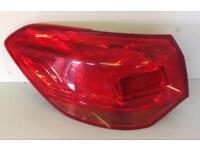 Vauxhall Astra J Estate N/S Rear light.