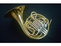 HOLTON 378 FULL DOUBLE FRENCH HORN