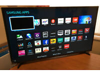 48in SAMSUNG SMART LED TV - 200hz- FREEVIEW HD -built-in- WIFI