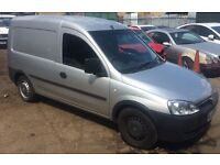 VAUXHALL COMBO , 1.3 CDTi, 2009 (09 PLATE), BREAKING FOR SPARES
