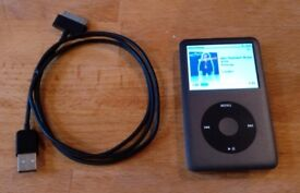 Apple 160Gb iPod Classic in Excellent Condition for £129