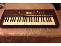 Casiotone 403 classic keyboard from 1981