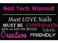 Nail Tech Needed