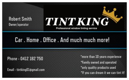 Tint king mobile window tinting service other automotive more services by this advertiser reheart Choice Image