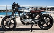 CAFE RACER Honda CB250 - Get around in style this season. Bondi Beach Eastern Suburbs Preview