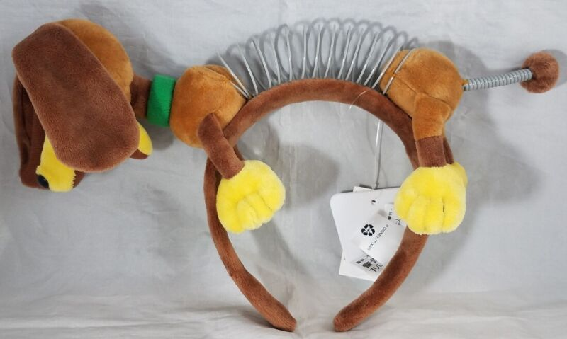 Disney Parks Slinky Dog Mouse Ears Headband Hat Toy Story Land WDW - NEW