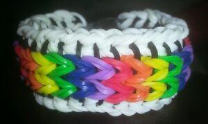 rainbowloomsailorspinstripebracelet