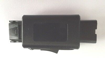Inline Mute Switch 27708-01 Finger Tip Control Switch For Plantronics headsets