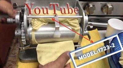 Tortilla Press Tortilla Maker Monarca.  Model1723-2