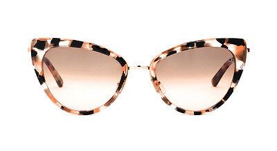 ETNIA BARCELONA - AMELIA BKCO Tortoise Cat Eye Sunglasses - New In Case