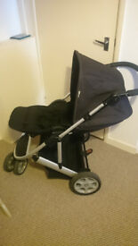 2in1 Pushchair Mamas&Papas in very good condition with accessories