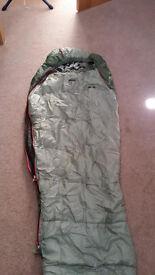Children's sleeping bag, Eurohike Junior two season