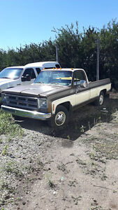 SQUARE BODY 4X4 , SHORTBOX- CHEVY/DODGE/FORD ,  K5 , MOPARS