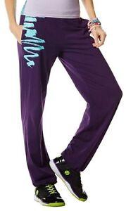 ZUMBA - Gotta Jam Jersey Pant - Purple or Black (1 avail. each)