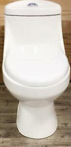 High Efficiency One Piece Toilet - T-M2037 (25% OFF)