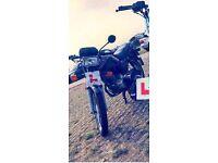 125cc - Honda CG125 and Jacket plus helmet FOR SALE £650 O.N.O