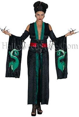 Gothic Dragon Geisha Adult Costume