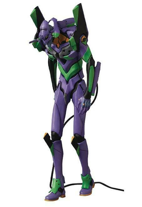 Bandai Ichiban Figure Evangelion EVA-01 Test Type