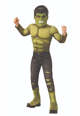 Child Marvel Hulk Costume Halloween Avengers - Hulk Kostüm Halloween