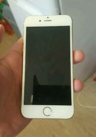 IPhone 6 64Gb Gold Color Unlocked Excellent Condition As like new