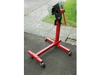 Engine stand,, heavy duty