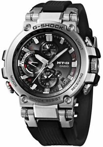new G-Shock MTG-B1000-1A  with Bluetooth and Resin Band