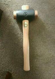 Brand new Thor copper mallet no4