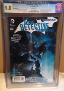 Batman 1 New 52 CGC