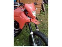 125cc motorbike pulse addrenoline