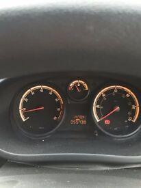 Vauxhall Corsa Breeze 1.2 Petrol, Silver with MOT until Sept 17, Excellent Condition