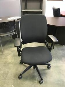 Steelcase Leap V2 Task Chairs