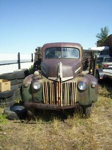 1946 Ford 1 Ton Stake Truck