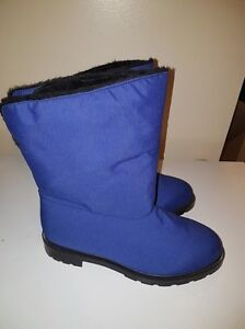 Ladies Toe Warmer Waterproof winter boots