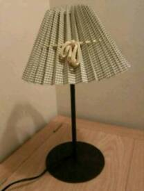 Bedside Table Lamp x2