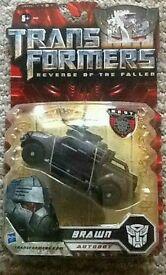 Transformers Brawn Autobot Figure