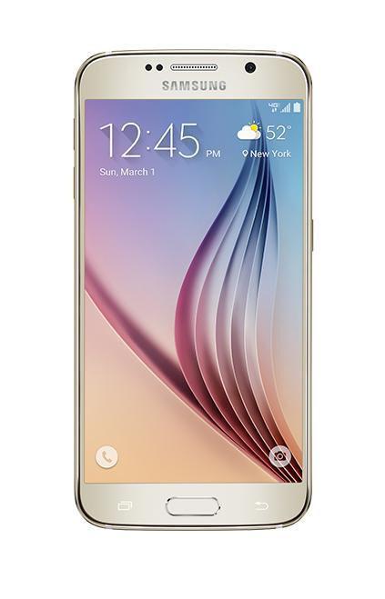 Samsung Galaxy S6 SM-G920V - 32 GB - Gold Platinum (Verizon) Smartphone