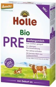 Holle organic baby formula Pre (0-6 months)