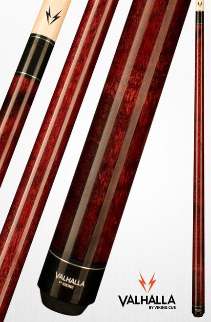 New Mahogany Viking Pool Cue Billiards Stick Lifetime Warran
