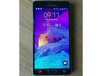 Samsung Galaxy Note 4 unlocked boxed