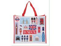 London guardsman reusable bag