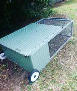 Guinea Pig hutch or a mobile Chicken Coop Parkwood Gold Coast City Preview
