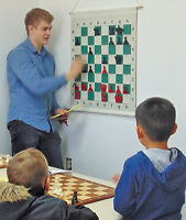 Chess Instructors and Chess Supervisors