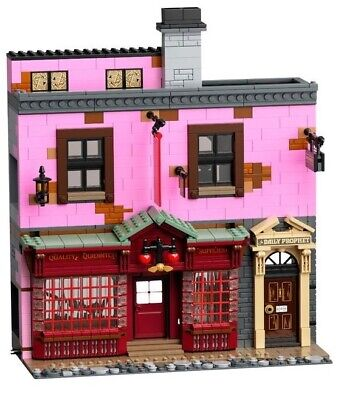 NEW LEGO Quality Quidditch Supplies Shop ONLY 75978 Harry Potter Diagon Alley