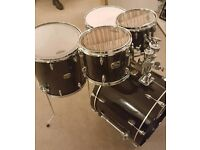 Yamaha Tour Custom drum kit - onyx black