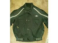 Akito full armour Motorcycle jacket S