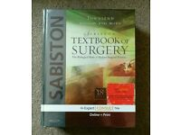 Sabiston Textbook of Surgery (Medicine)