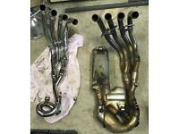 Honda CBR600 Exhaust