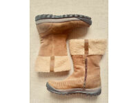 Timberland women waterproof great boots with zipper size 39 / 6.5 NW3