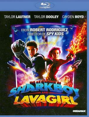 ADVENTURES OF SHARKBOY AND LAVA GIRL IN 3-D NEW BLU-RAY - Lava Girl